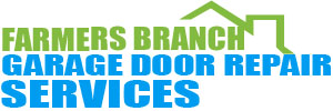Garage Door Repair Farmers Branch
